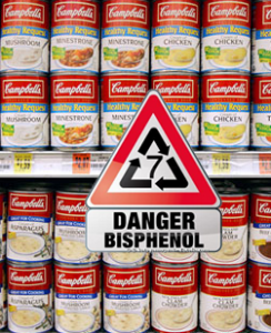 Campbells and Bisphenol A - BPA